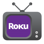 Roku: Search for CRN Digital Talk Radio / Lucid Planet Radio